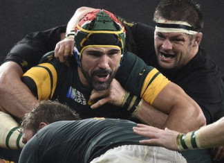 Matfield & Pienaar rugby world cup