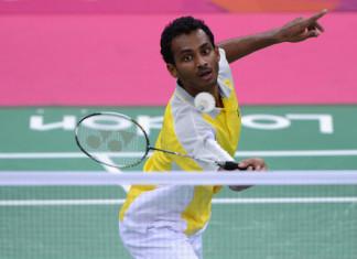 Niluka Karunaratne sri lanka badminton player