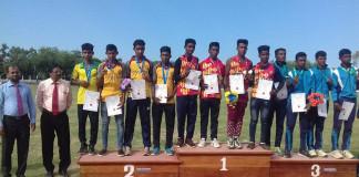 Eastern province Sports festival