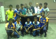 Champion Teem - Deerananda MV PIlimathala