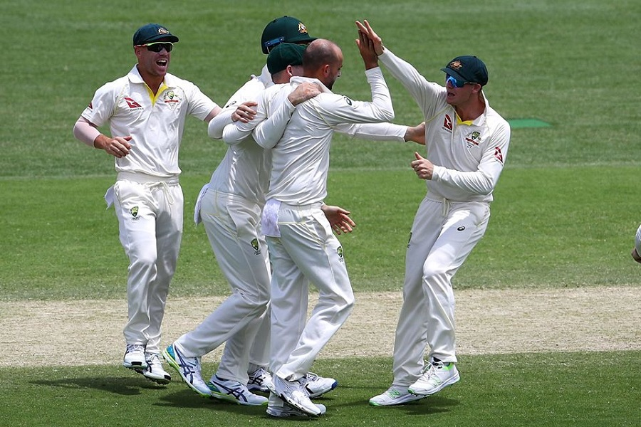2017/18 Ashes