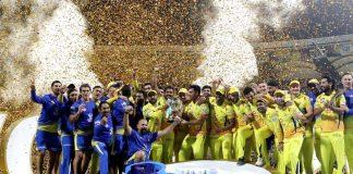 2018 IPL Chennai Super Kings