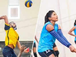 Trials for 2018 National Volleyball squads