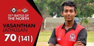 Vasanthan Jathusan