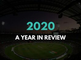 2020 Year Review