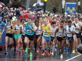 2021 Boston Marathon Postponed