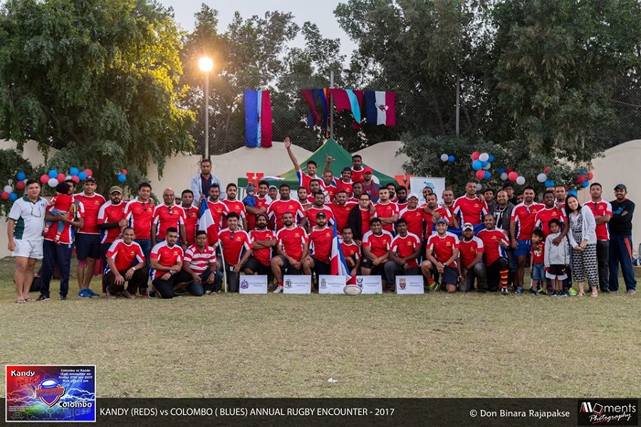 Lions RFC hosts inaugural Ta