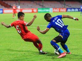Sri Lanka v Nepal | SAFF Championship 2021