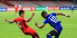 Sri Lanka v Nepal   SAFF Championship 2021