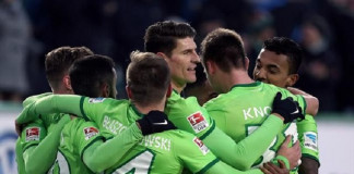 Wolfsburg beat Hoffenheim to end losing run