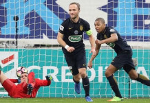 Monaco down Marseille in French Cup thriller, PSG through