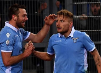 Lazio beat Roma in Cup clash marred by racist chanting