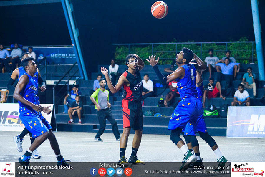 Mercantile – Basketball – League