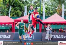 Disappointing day for Sri Lanka men's teams in FIBA under 23