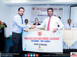 Sri Lanka set to host FIBA 3X3 Basketball Nations League 2017 Tournament