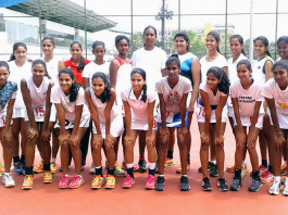 21 member pool (2017 Netball World Youth Cup)