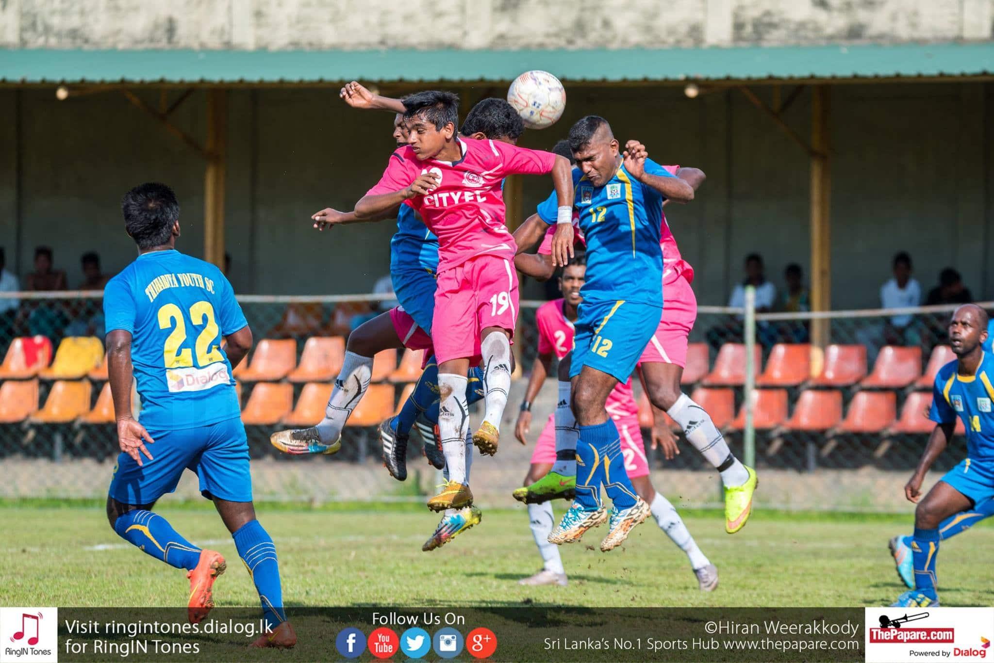 Java Lane SC v Thihariya Youth - FA Cup 2016