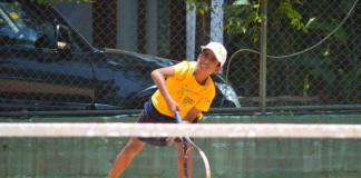 Mahaweli Reach Junior Tennis Championship 2016