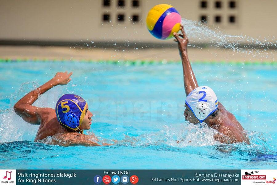 Royal and Visakha crowned at Water Polo Nationals