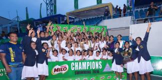 Sri Lanka Schools Swimming & Diving Championship 2016 - Final Day