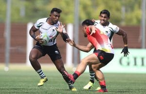 Asia Rugby Standings