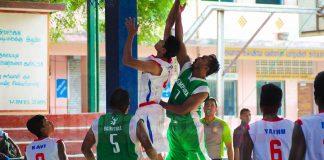 Photos: Weber Cup 2017 - Basketball Tournament Day 02