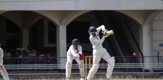 U17 Cricket - St. Joseph's College vs Maris Stella College