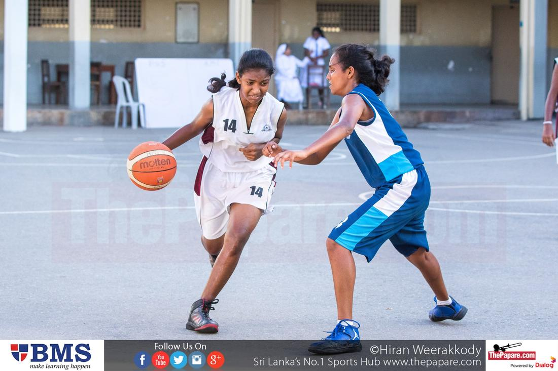 Ave Maria Convent, Negambo v Presbyterian Girl's School – Girls U19 Basketball