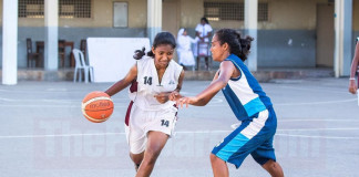 Sri Lanka U15 Schools Basketball