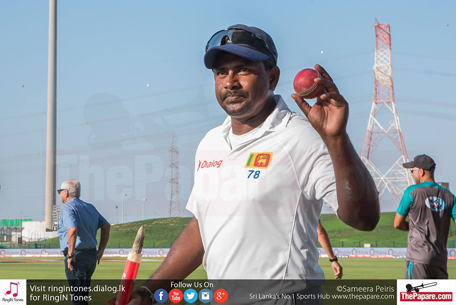 Rangana Herath got 400 wickets feature article