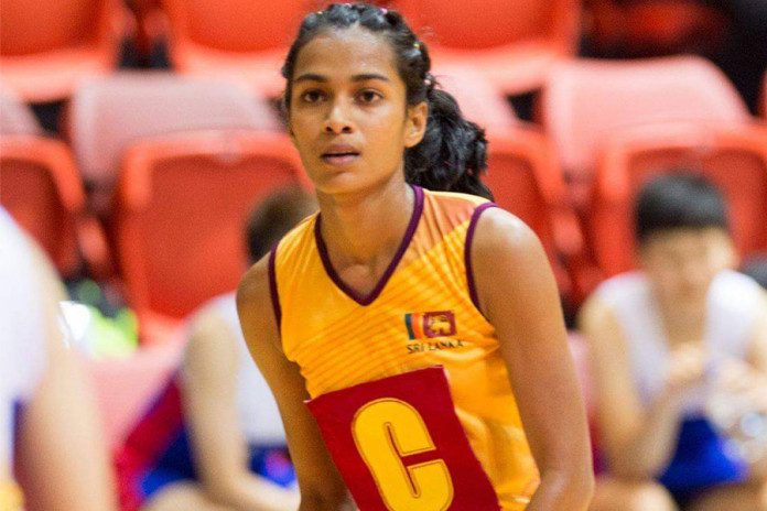 Asian women's netball tournament 8th May report