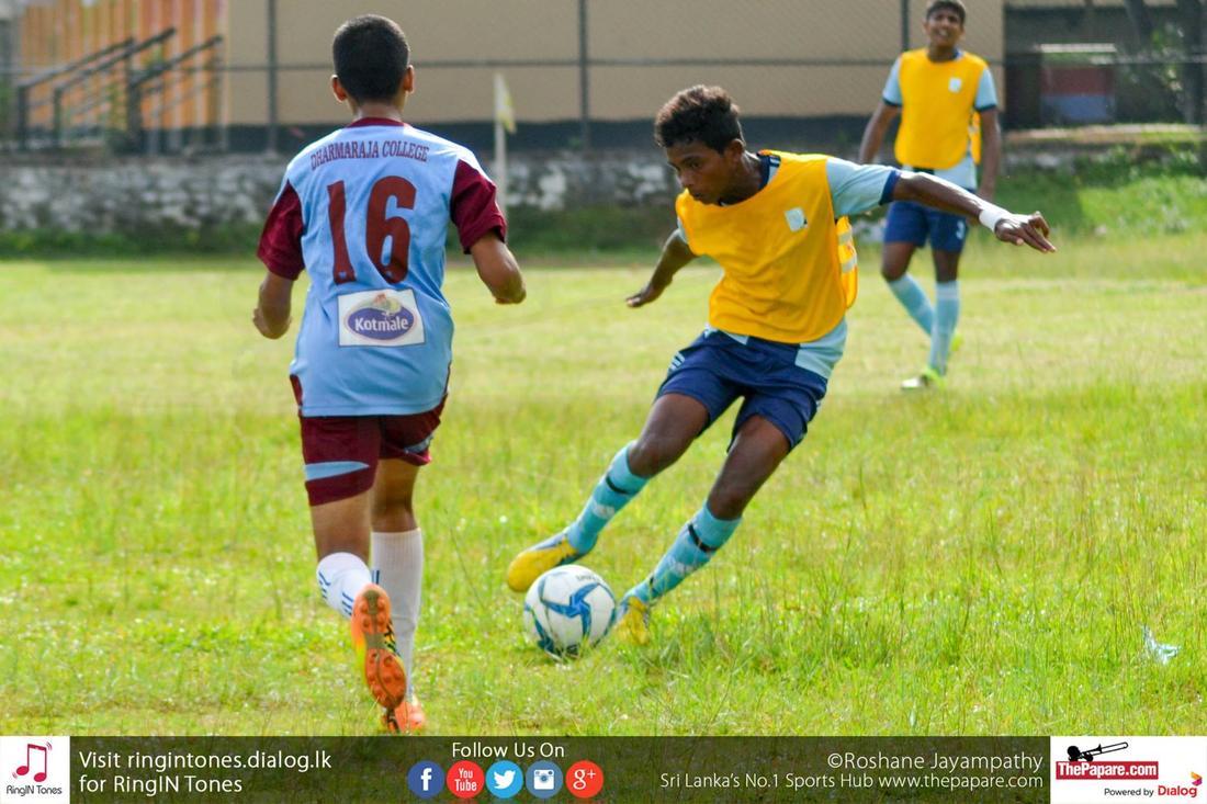 Wesley College Colombo Vs Dharmaraja College Kandy