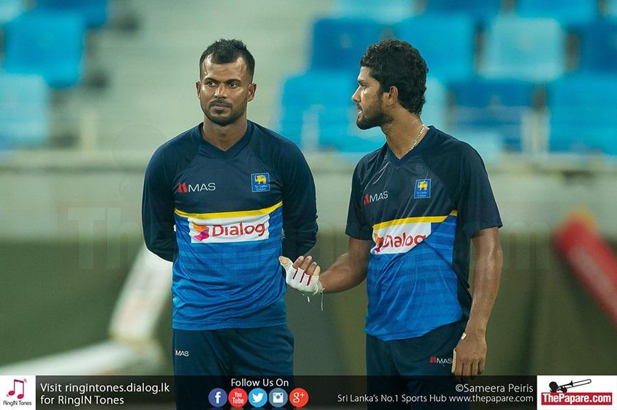 Sri Lanka v Pakistan - 1st ODI - Toss Report