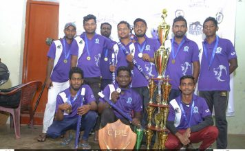 Cricket Pisso League