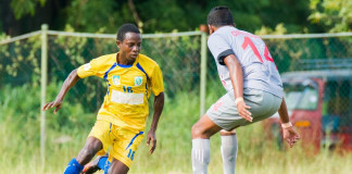 Negombo Youth SC v Civil Security (Dialog Champions League 2016)