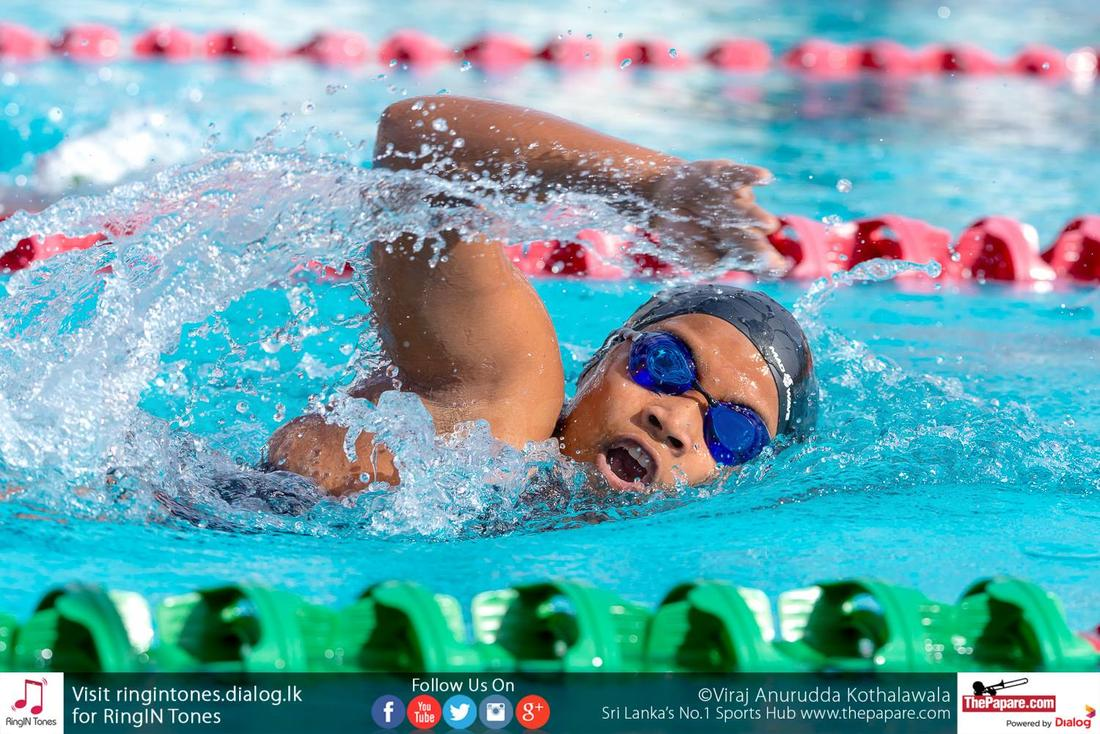 National Age Group Swimming Championship 2016 - Final Day