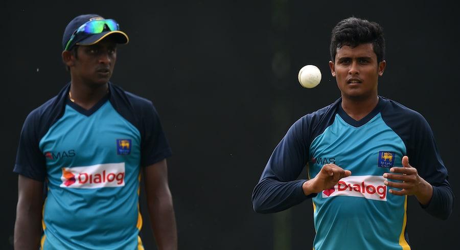 Vandersay replaces injured Malinga in Sri Lanka's WT20 squad