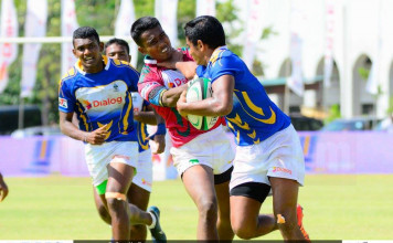 Schools Super 7's 2016 (2nd Leg) - Day 1