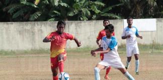 Red Star SC V Serandib FC Divison 1