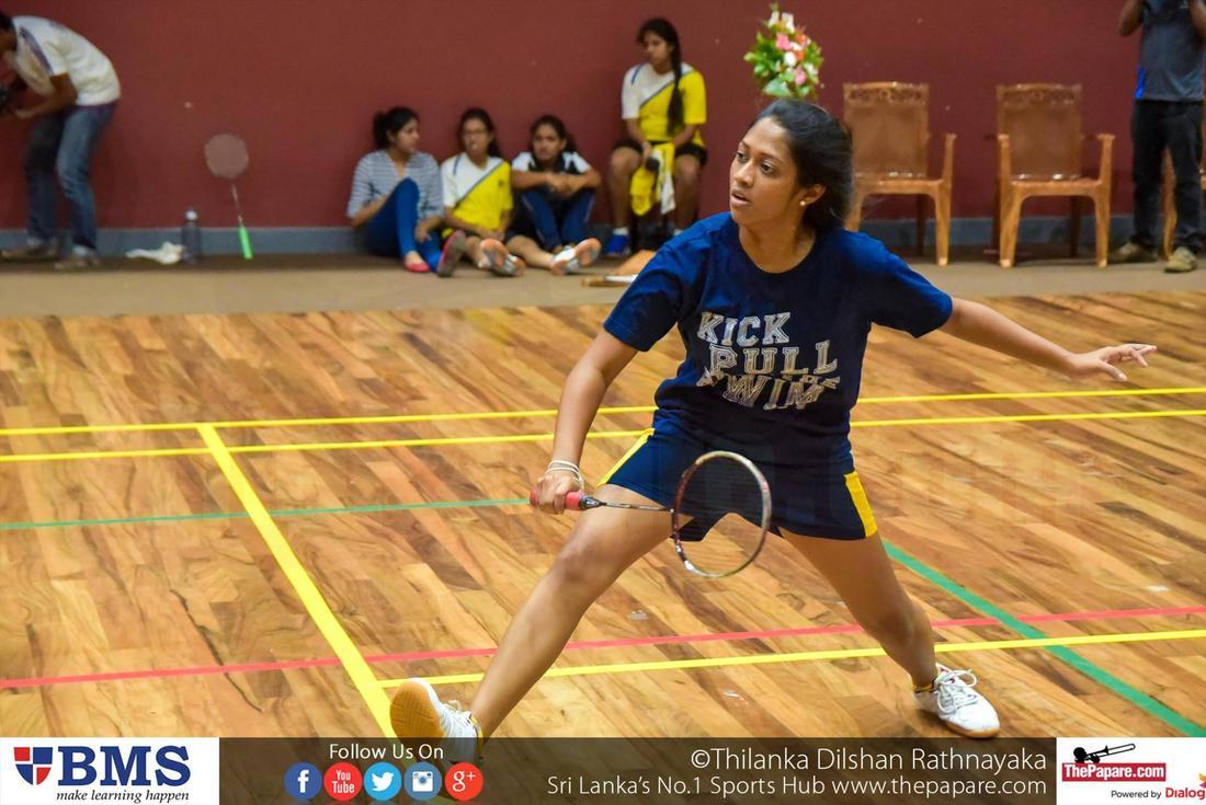 12th SLUG 2016 | Badminton FINALS
