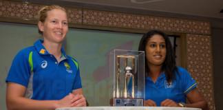 Australia Women's Tour of Sri Lanka Press