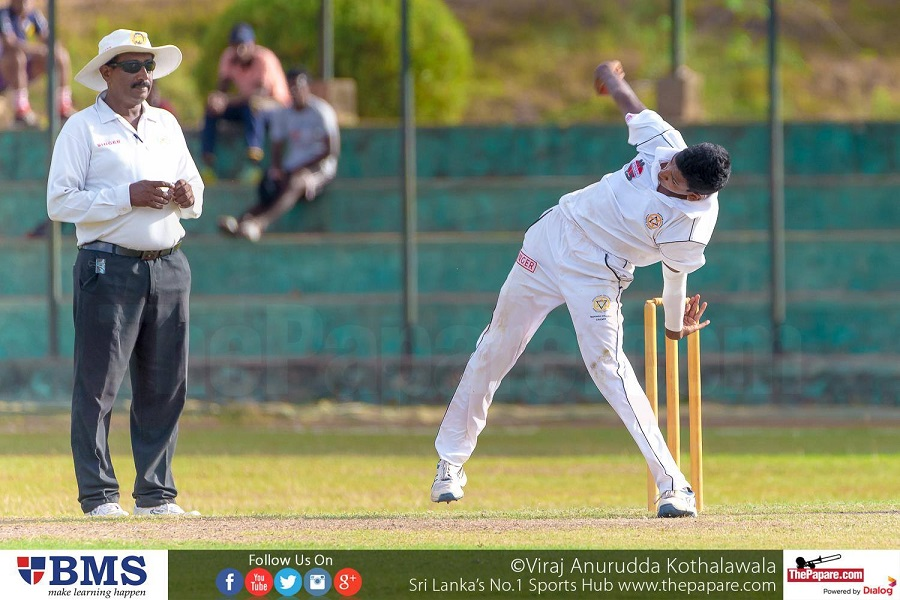 School Cricket in Sri Lanka