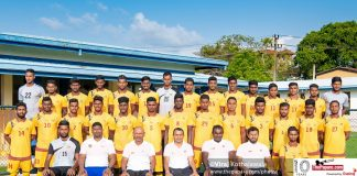 23-man Sri Lanka squad FIFA World Cup 2022 Qualifier Macau