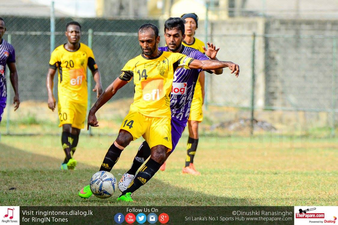 Colombo FC v Up Country Lions (Dialog Champions League 2016)