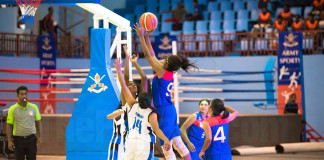 SL Air Force (Women) v SL Navy (Women)