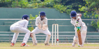 Trinity College vs St. Servatius' College - U19 Schools Cricket