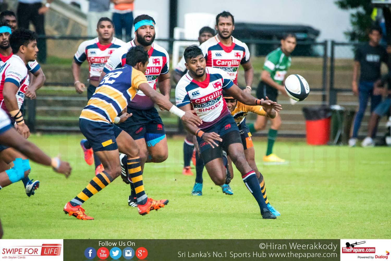Army SC v Kandy SC - Dialog Rugby League