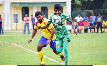 Geli Oya FC vs Singing Fish SC