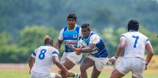 Sri Lanka v Chinese Taipei - Asia U19 Rugby