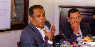 Shammi Silva - SLC President